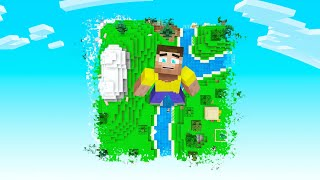 EVERY 10 SECONDS = WORLD Gets SMALLER In Minecraft!