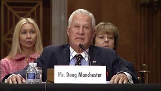Menendez Questions Bahamas Ambassador Nominee, Doug Manchester