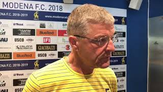 Modena Fc, intervista ds Salvatori