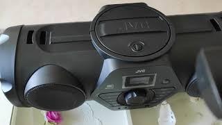JVC RV-NB300DAB Boomblaster vs JVC RV-NB1 Kaboom and JBL Boombox 2