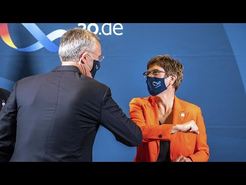 Η Αν. Μεσόγειος στην ατζέντα της Συνόδου των υπουργών Αμυνας της ΕΕ…