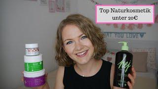 Top Naturkosmetik-Produkte unter 20€ // i+m, Weleda, Hej Organic, Bio:Végane // annanas beauty