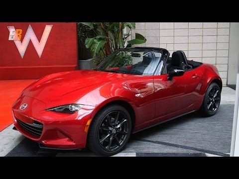 2016 Mazda MX-5 Miata - New Test Drive
