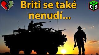 I Briti potí krev... v Řecku - ArmA 3 [R]