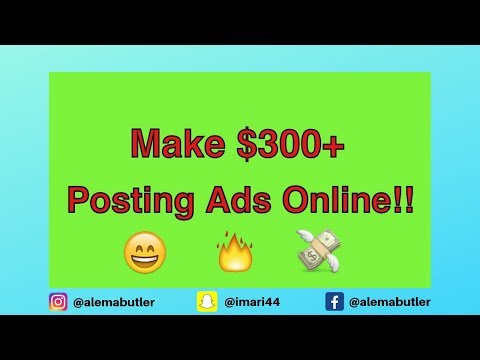 4 Easy Ways To Make Money Online FAST!!