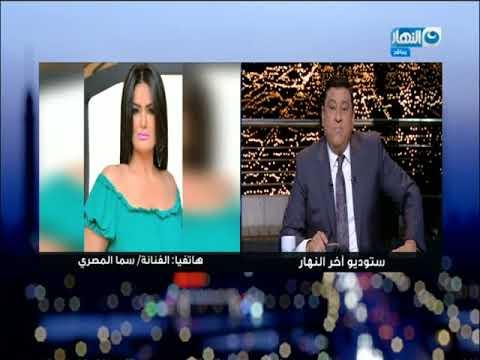 """سما المصري تشرح دوافعها لتبني فكرة """"أكشاك الفضفضة"""" في المترو"""