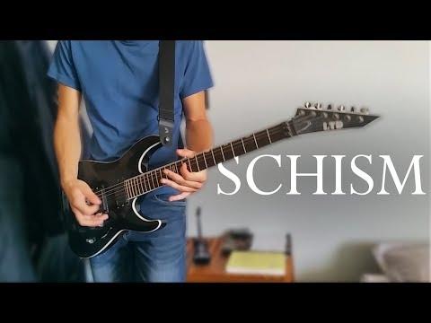 TOOL - Schism Full Guitar Cover (The way Adam Jones plays it)