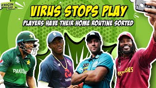 Home workouts and Quarantine - How the cricket fraternity is dealing with Coronavirus