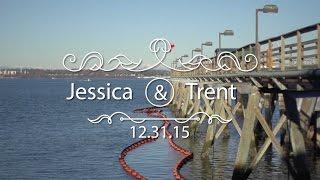 Jessica & Trent NYE Wedding DYRLAND Productions