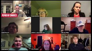 Mock Virtual Advocacy Meeting