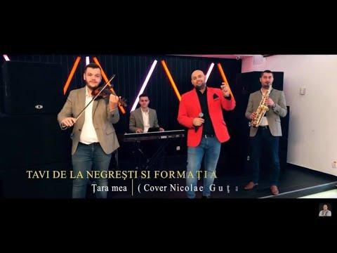 Tavi De La Negresti & Formatia – Tara mea-i o mandra floare Video
