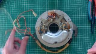 Ветерок 12 электронное зажигание схема
