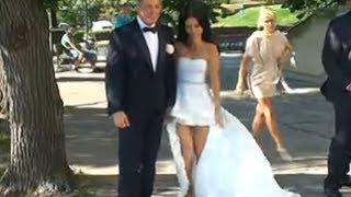 Zobacz jak wyglądał ślub Pauliny Sykut