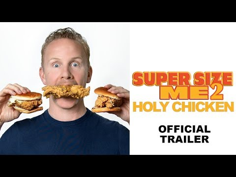 Super Size Me 2: Holy Chicken! Movie Trailer