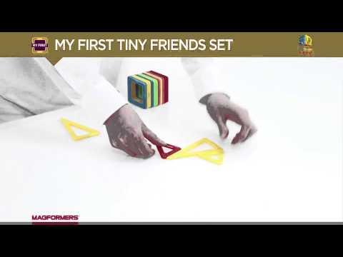 Magnetiga konstruktor Magformers Tiny Friends, 63143 hind ja info | Arendavad mänguasjad 3+ | kaup24.ee