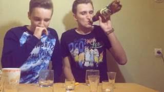 Drink Challenge // Случайный напиток челлендж