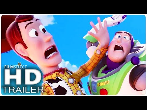 TOY STORY 4 Teaser Trailer (2019) Mp3