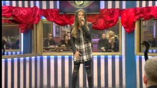 Megan McKenna  Amazing Voice