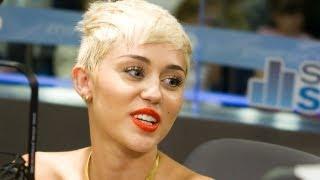 Miley Cyrus Talks Twerking | Interview | On Air with Ryan Seacrest