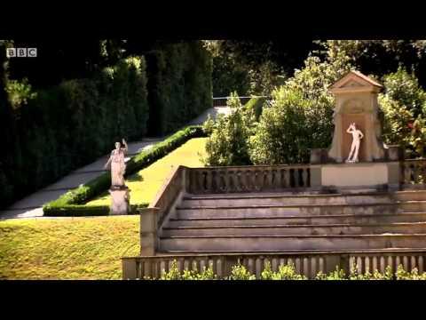 Italian Gardens Boboli Garden