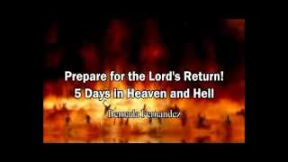 5 дней в раю и аду - Бернарда Фернандeз
