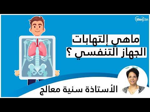 ماهي أنواع إلتهابات الجهاز التّنفّسي الّتي تصيب الإنسان في فصل الشّتاء وعلاقتها بالتّدخين ؟