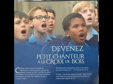 Le Renouveau des Petits Chanteurs – Pr Henri Joyeux