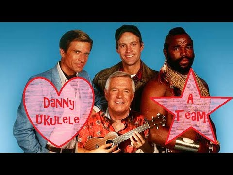 Theme from The 'A' Team - Danny Ukulele