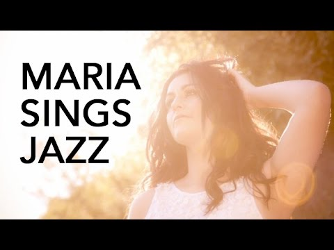 Maria Sings Jazz Video