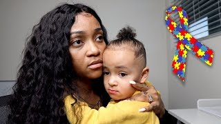 My son has been diagnosed with Autism *2 years old*