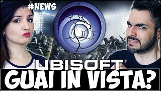 ATTENZIONE: GUAI IN VISTA per UBISOFT? + Nuova Xbox PRIMA di PS5 #NEWS