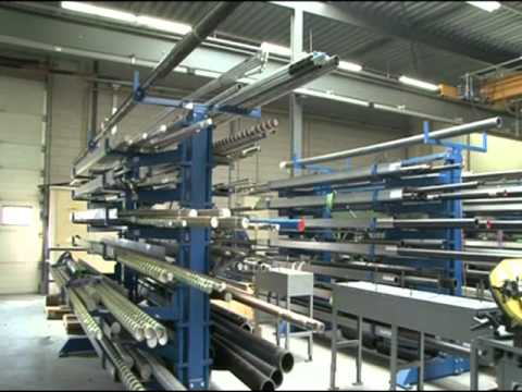 Cantilever Pull Out Racking