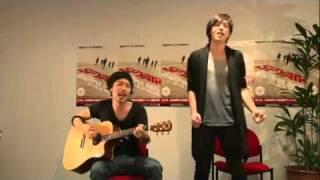 2011.08.13 SPYAIR - BEAUTIFUL DAYS (Acoustic ver.)