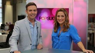 Pop Sugar - Sasha Alexander chats and does the Roger Rabbit (25 juin 2013)