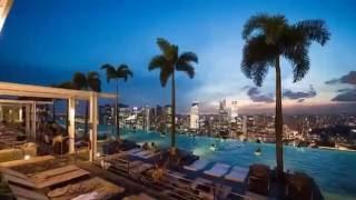 FIREFLIES Самый дорогой отель мира Marina Bay Sands 5 Сингапур