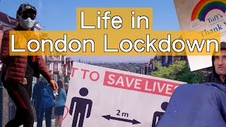 Life in London Lockdown   Quarantine Self Isolation   Muswell Hill