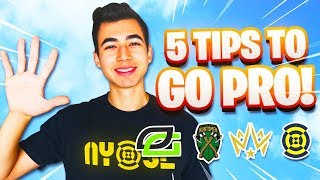 HOW TO BECOME A PRO CALL OF DUTY PLAYER!