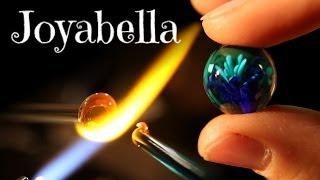 Glasperle - Unterwasser Blume - Joyabella