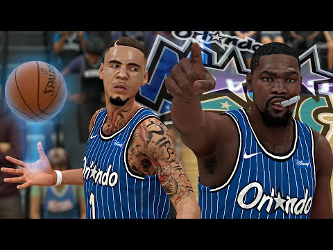 NBA 2K19 MyCAREER S2 - Adrian & Durant Combine For 70! DURANT IS ON FIRE!!