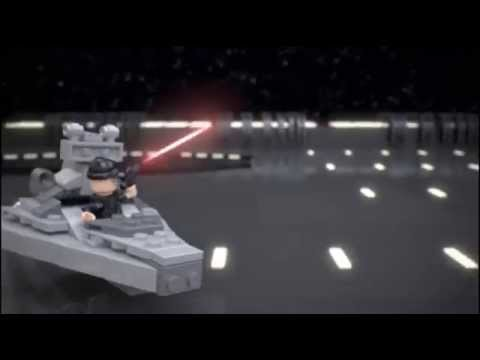 Vidéo LEGO Star Wars 75033 : Destroyer stellaire