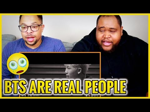 BTS Are Just People | The REAL BTS - WOW REACTION MOMENT