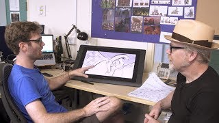 Storyboarding a Stop-Motion Animated Film