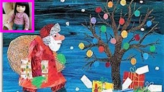 🎄 Dream Snow by Eric Carle Children's Read Aloud Holiday Christmas book by Pinky Purple