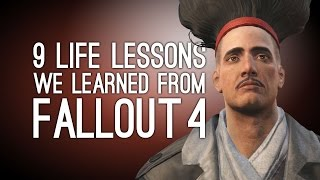 Fallout 4: 9 Life Lessons We Learned From Fallout 4