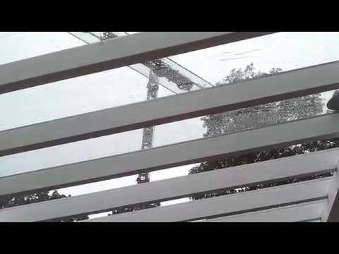 SMUX Dachfenster Einbau Wintergarten 14 09 2015 Teil 1