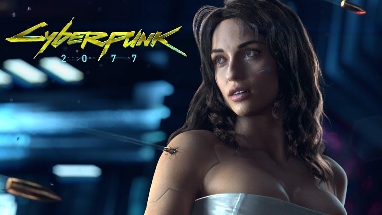 Trailer di Cyberpunk 2077