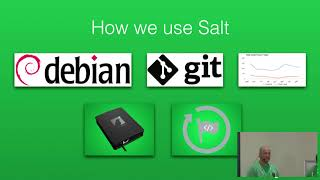 House of Salt: Extending and leveraging SaltStack