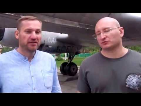 Самолет  - достопримечательность Куйбышева