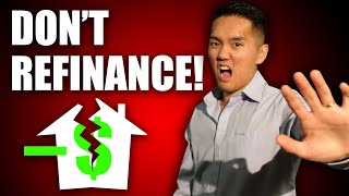Refinance Home Mortgage: EXPOSING the True Hidden Cost