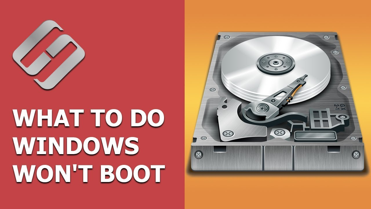 How to Check Your Hard Disk if Your Computer Can't Boot